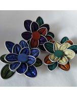 Presilhas de Cabelo Flower