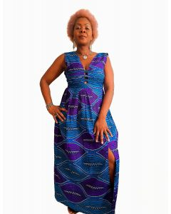 Vestido Longo Modash Cotonou