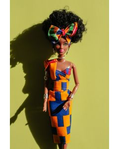 Africaneesa - Boneca para adultas!
