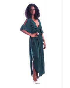 Vestido Odarah Verde