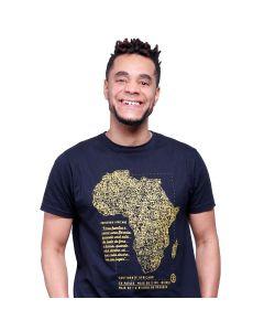 Continente Africano - Camiseta Long-G2