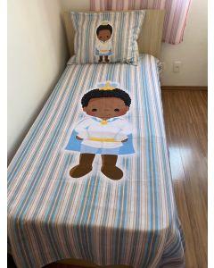 Jogo de cama menino