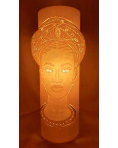 Luminária Afro: Coleção Turbantes