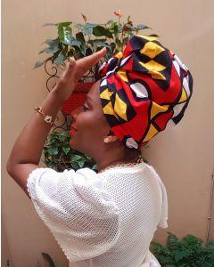 Turbante Afra Elegance