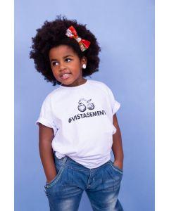 Camiseta #VISTASEMENTE-Branco-2
