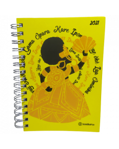 Oxum | Senhora dos Rios - Agenda 2021