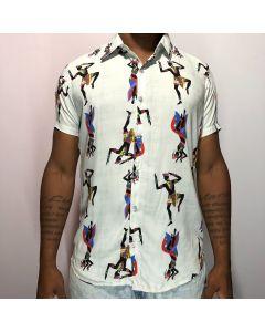 Camisa Duo Áfricas