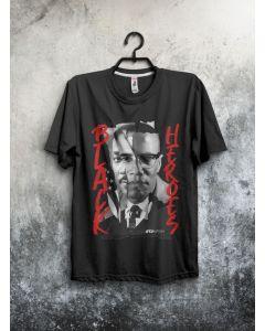 Camiseta Black Heroes-Preto-GG