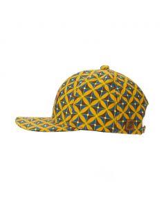 Boné Baseball Estampa Afro Drew