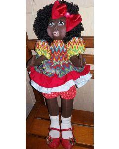 Boneca Aziza - Preciosa