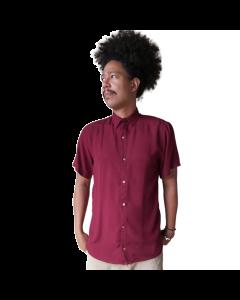 Camisa Bordô