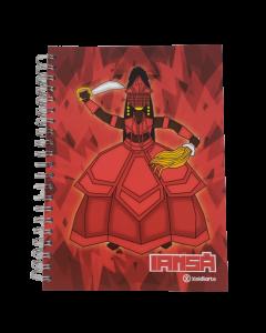 Iansã - Caderno Universitário - 10 matérias