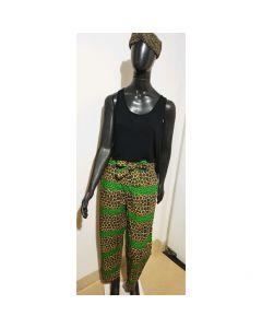 Calça Panta verdoura - cintura alta