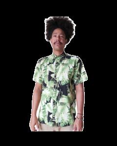Camisa Flolhas