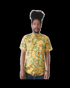 Camisa Tigres (s/ gênero)-Amarelo-G