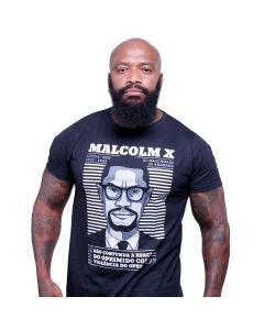 Malcolm X - Camiseta Long