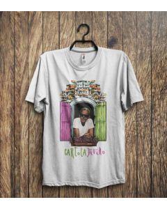 Camiseta Cartola Divino-Branco-P