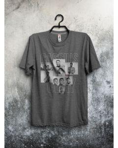 Camiseta Cassius Clay-Cinza-P