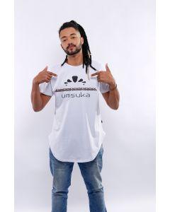 Camiseta Umsuka Longline Linha Básica Unissex