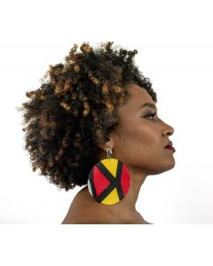Brinco Afro Sama