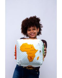 Afro Cubo 20x20