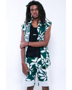 Conjunto Oluwa ona: Bermuda + Camiseta