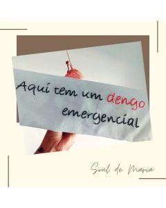 """Pano de Copa """" Dengo emergencial"""""""