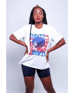 Camiseta Angela Davis