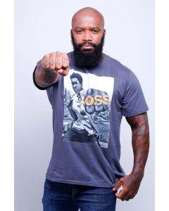 Camiseta ALI BOSS-Cinza-G1
