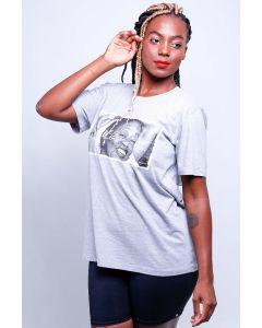 Camiseta Ruth de Souza-Cinza-G2