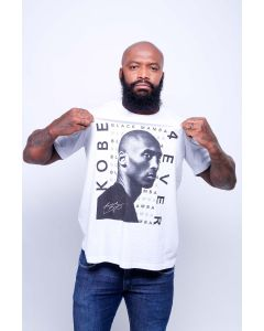 Camiseta Black Mamba-Branco-G1