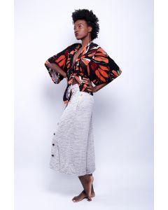 Kimono Oversize -Multicor 01