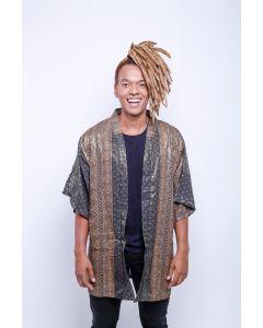 Kimono Oversize -Dourado