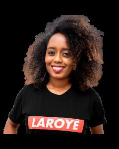 Camiseta Laroyê Algodão - I Love Umbanda ®