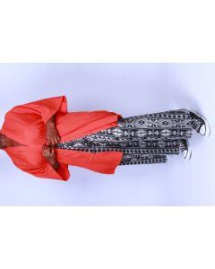Kimono Oversize -Laranja