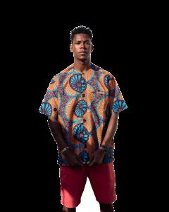 Camisa Akassato-M
