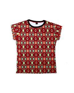 Camiseta estampada BK01
