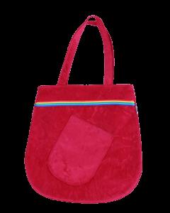 Bolsa Rosa Faixa