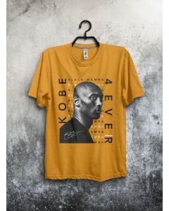 Camiseta Black Mamba-Amarelo-GG