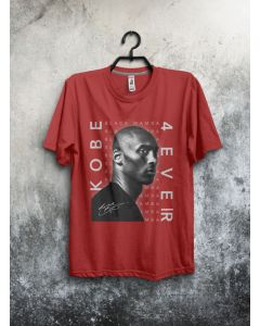 Camiseta Black Mamba-Vermelho-P