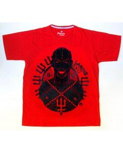 Camiseta Resisto OPM - Laroiê Exu-EGG
