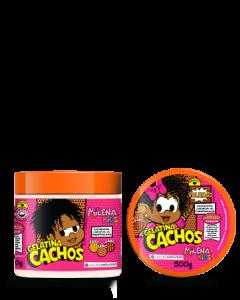 Gelatina Cachos Milena Kids 500g
