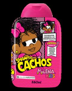 Shampoo Cachos Milena Kids 260ml