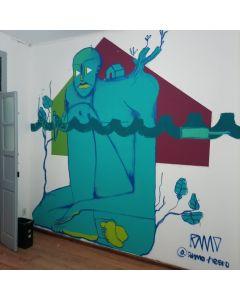 Mural Indoor