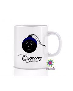 Caneca Ogum - Coleção Emoji