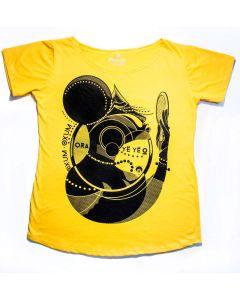 Camiseta Resisto OPM - Oxum