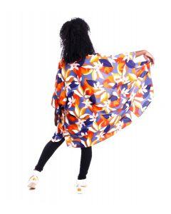 Kimono Oversize  Magia das Flores