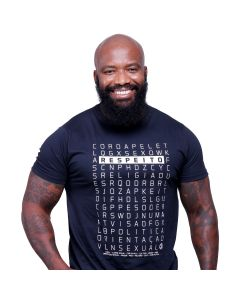 Respeito - Camiseta Long-G3