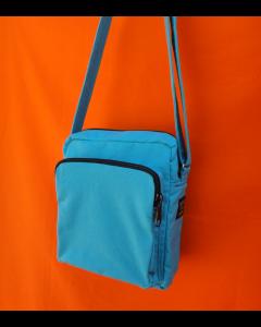 Shoulder Bag Verde Água Blackuda Toy Art
