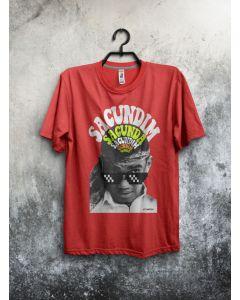 Camiseta Simonal-Vermelho-P